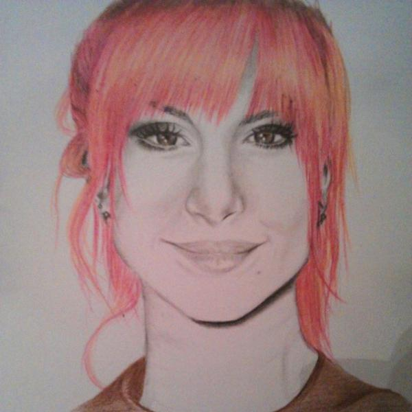 Hayley Williams by Nicole91